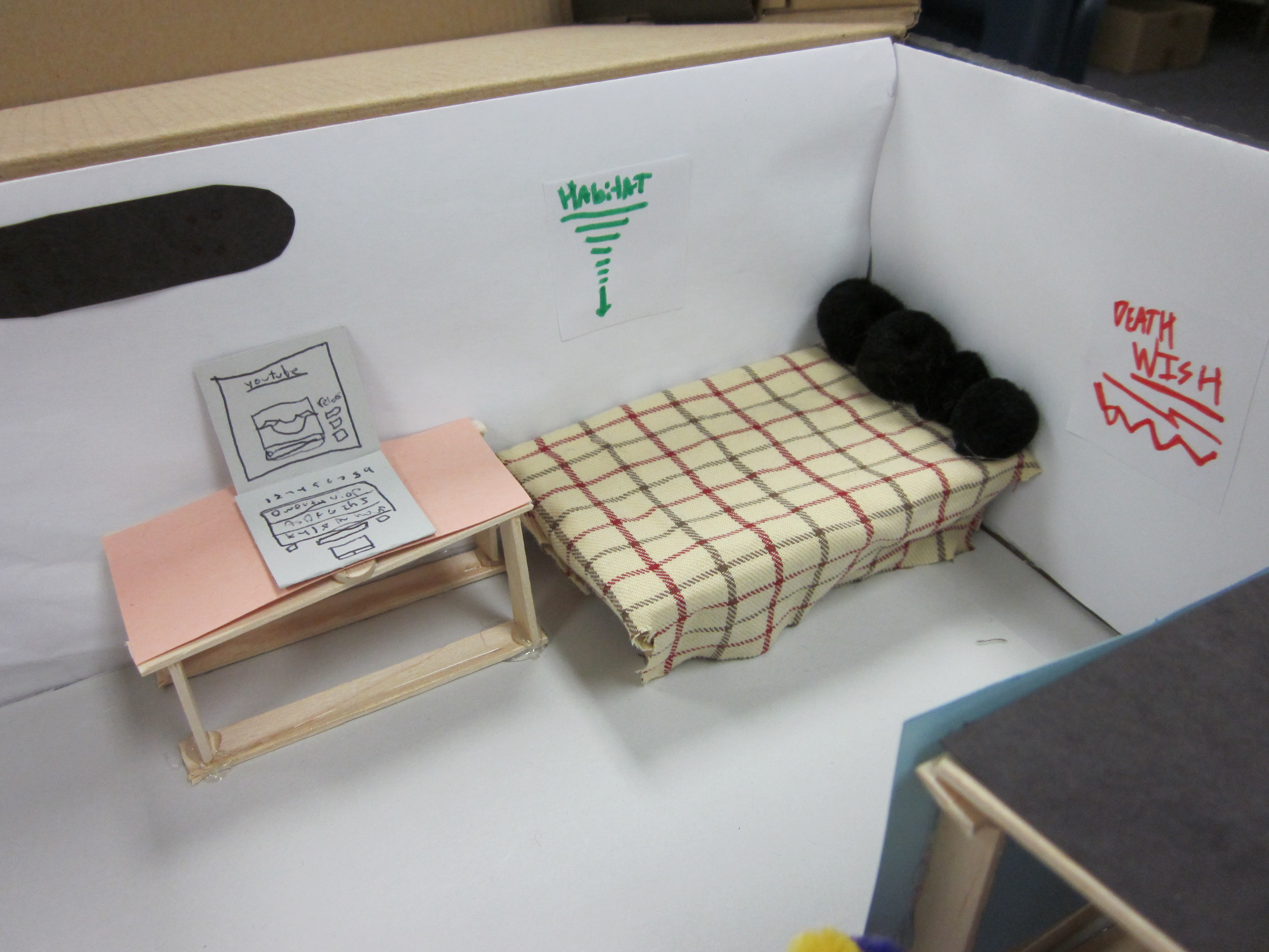 Shoe Box Room Design Final Project