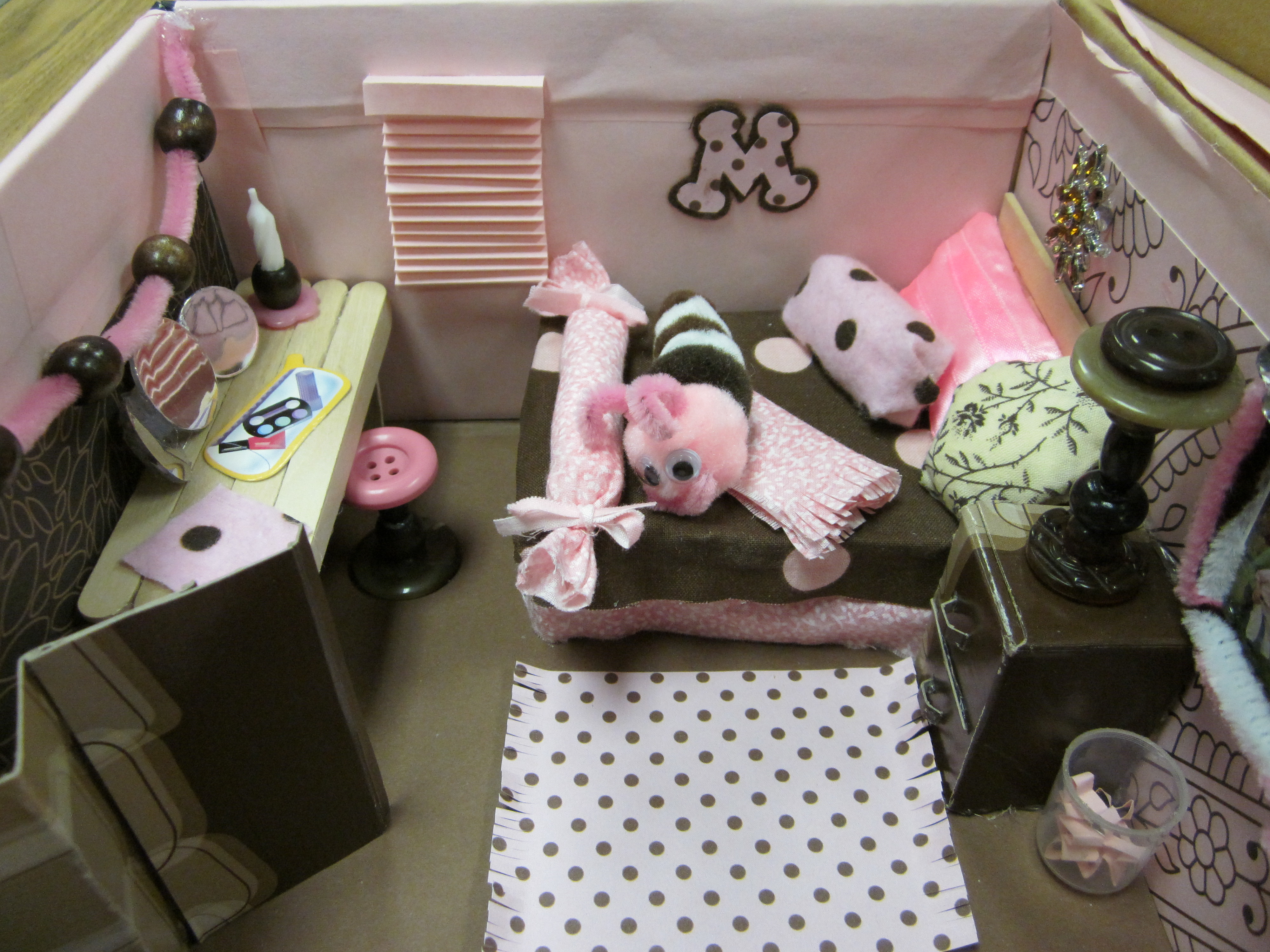 Shoe Box Room Design: Final Project