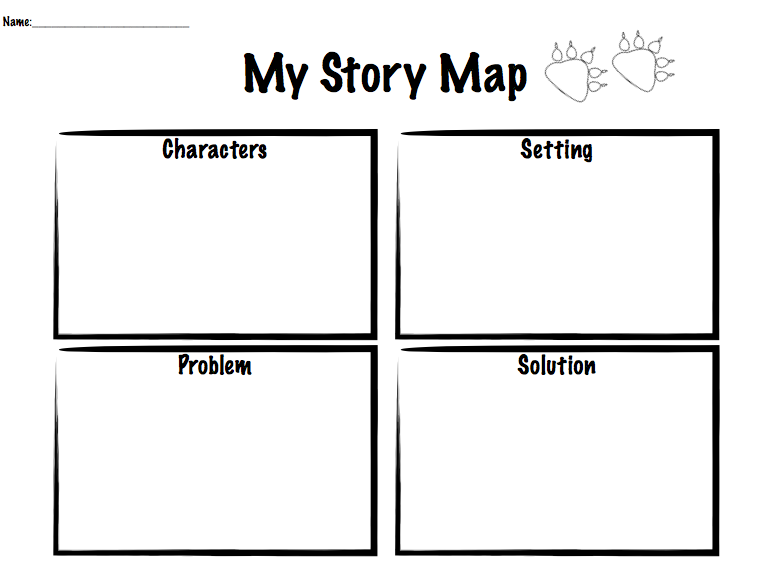 The True Story of the Three Little Pigs – Character Setting Plot Worksheet