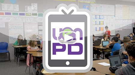 PDTV: Canvas in Elementary Schools