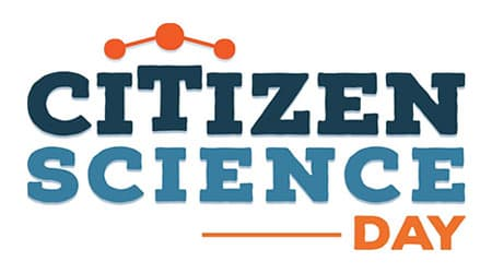 April 13: Citizen Science Day