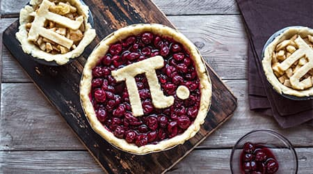 National Pi Day March 14th