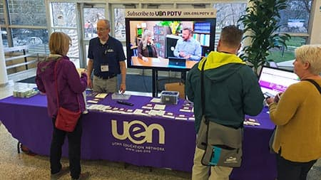"""Didn't attend UCET? Toolbox Carabiners and """"9 Ways for PD"""" cards still available."""